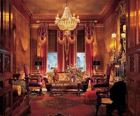 At Home with Mickey Rourke: New York Grandeur For a