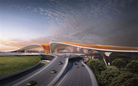 The World's Biggest Airport Will Open in 2019   Travel