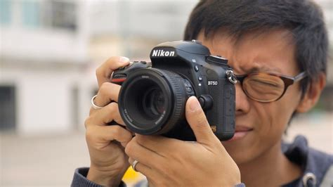 Nikon D750 Hands-on Review - YouTube