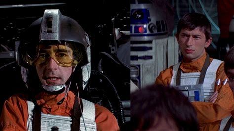The Absurd History of Wedge and Fake Wedge in STAR WARS
