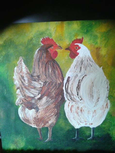 30 best kip images on Pinterest | Chicken art, Roosters