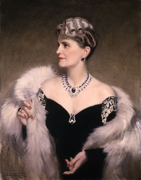 Fashion icon Marjorie Merriweather Post comes to life in