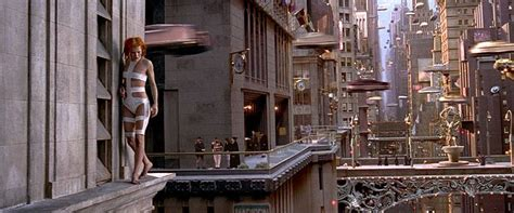 """Gallery of Films & Architecture: """"The Fifth Element"""" - 5"""