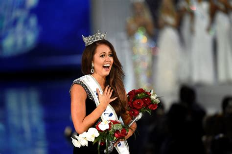 Who is Cara Mund? Meet the newly crowned Miss America 2018